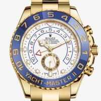 New Yacht Master II  Gold 18k 2019