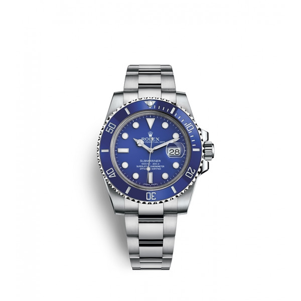 Submariner Blue Silver