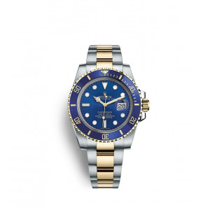 Submariner Half Gold 18k