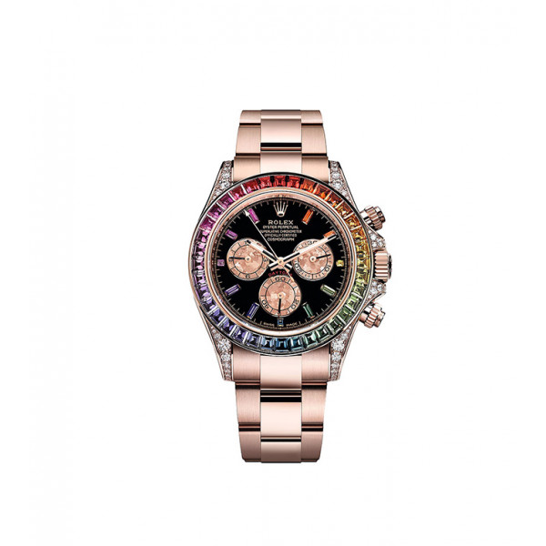 Daytona Rose Gold 18k Men and Woman