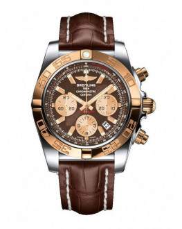 Breitling Brown Leather