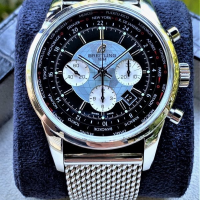 Breitling Transocean Unitime Chronograph 46mm