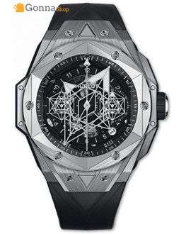 Hublot Big Bang Sang Bleu II King Silver-2020