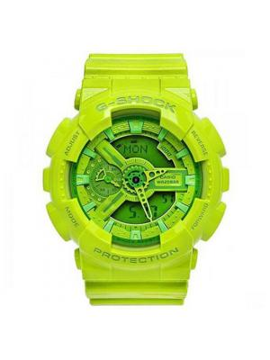 G Shock Yellow Dial 2020