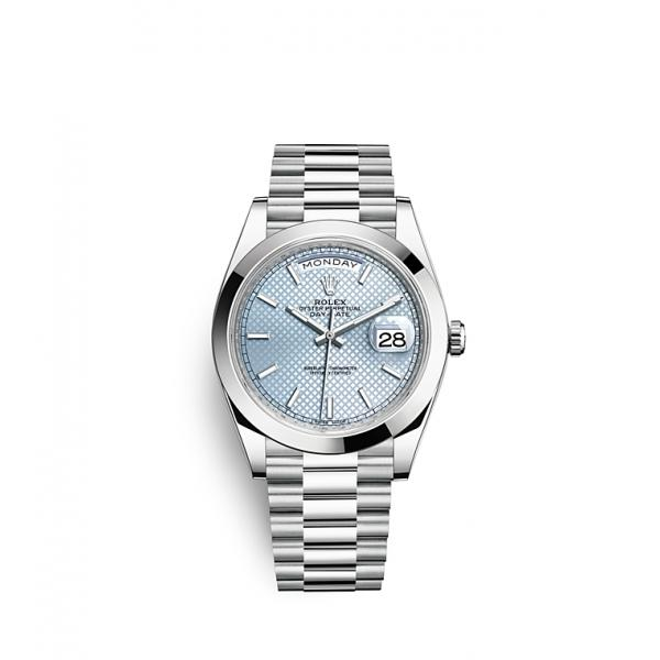Day Date Ice Blue