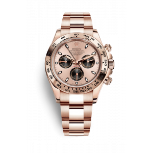 Daytona Rose Gold 18k