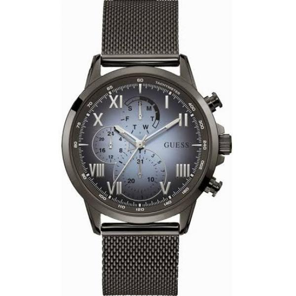 Guess Casual Watch for Men , Stainless Steel Original