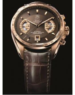 Tag Heuer Grand Carrera leather